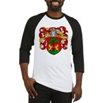Blankers Family Crest Baseball Jersey