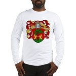 Blankers Family Crest Long Sleeve T-Shirt