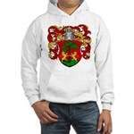 Blankers Family Crest Hooded Sweatshirt