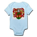 Blankers Family Crest Infant Creeper