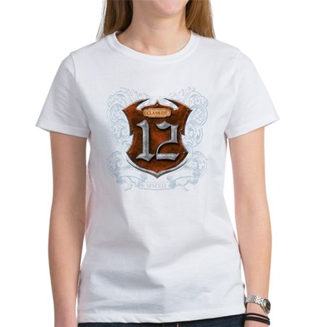Class of 12 Shield Women's T-Shirt