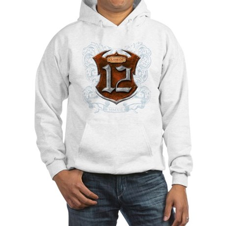 Class of 12 Shield Hooded Sweatshirt