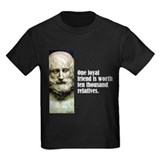 "Euripides ""Loyal Friend"" T"