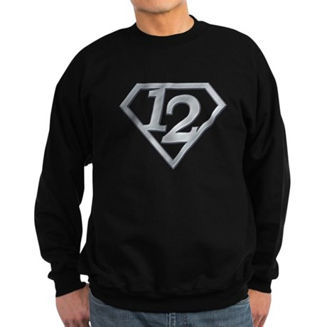 12 Superman Sweatshirt (dark)