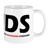 Irritable Dachshund Mug