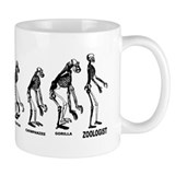 Zoologist Zoology Small Mug