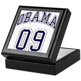 Obama Shirt Keepsake Box