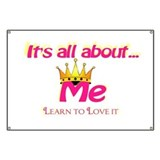 RK It's All About Me Banner