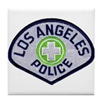 LAPD Traffic Tile Coaster