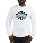 LAPD Traffic Long Sleeve T-Shirt
