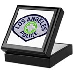 LAPD Traffic Keepsake Box