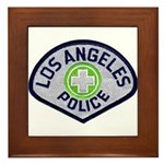 LAPD Traffic Framed Tile