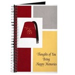 Shriner Greeting Journal