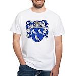 Braet Family Crest White T-Shirt
