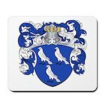 Braet Family Crest Mousepad