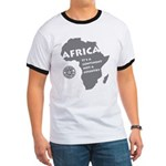 Africa Is A Continent Ringer T
