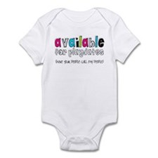 Available Infant Bodysuit