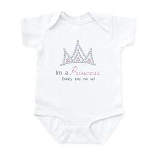 Im a Princess. Infant Bodysuit