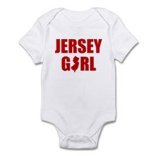 JERSEY GIRL SHIRT Infant Bodysuit
