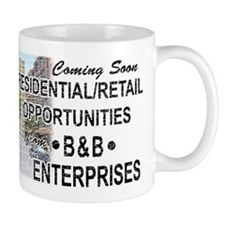 "The Wire ""B & B Enterprises"" Mug"