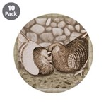 "Stone Homer Pigeons 3.5"" Button (10 pack)"