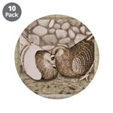 Stone Homer Pigeons 3.5&amp;quot; Button (10 pack)