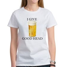 I give good head Tee