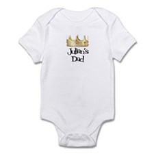 Julian's Dad Infant Bodysuit