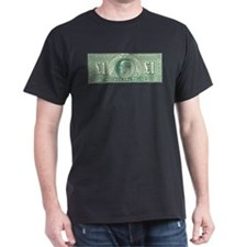 KE7 One Pound green T-Shirt