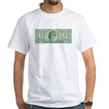 KE7 One Pound green Shirt