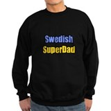 """Swedish SuperDad"" Jumper Sweater"
