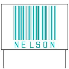 Nelson Yard Sign