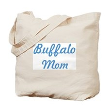 Buffalo mom Tote Bag