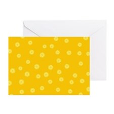 Retro Citrus Pattern Greeting Cards (Pk of 10)