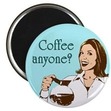 Coffee anyone? Magnet