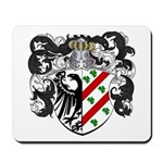 DeBoer Family Crest Mousepad