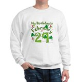 Leap Year Birthday Feb. 29th Sweatshirt
