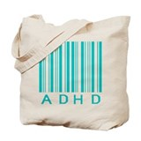 ADHD Tote Bag