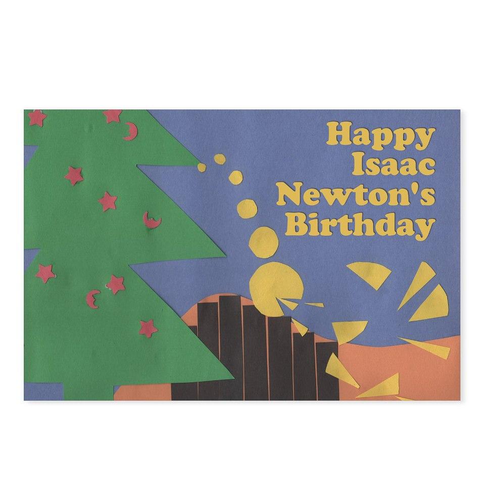 Progressive Holiday & New Year  Irregular Liberal Bumper Stickers n