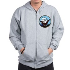 MC Good Conduct Zip Hoodie