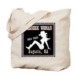 Redneck Woman Augusta Tote Bag