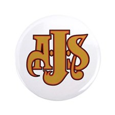 "AJS 3.5"" Button (100 pack)"