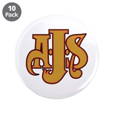 "AJS 3.5"" Button (10 pack)"