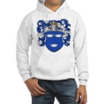 DeMoes Family Crest Hooded Sweatshirt