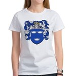 DeMoes Family Crest Women's T-Shirt