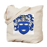 DeMoes Family Crest Tote Bag