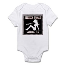 Lubbock Infant Bodysuit