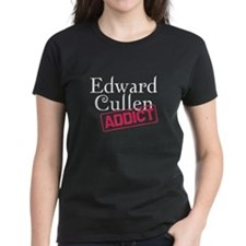Edward Cullen Addict Women's Dark T-Shirt