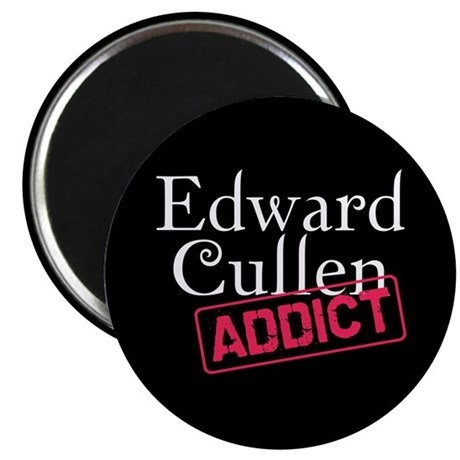Edward Cullen Addict 2.25&quot; Magnet (10 pack)