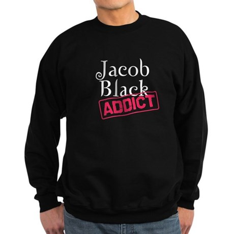 Jacob Black Addict Sweatshirt (dark)